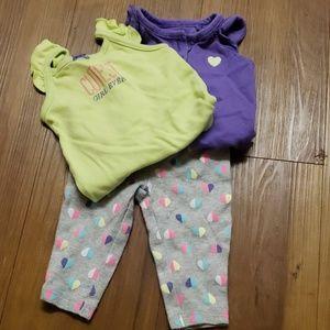 Shirt & Legging Set for Infant